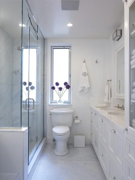 Coburn Architects PC - glass shower