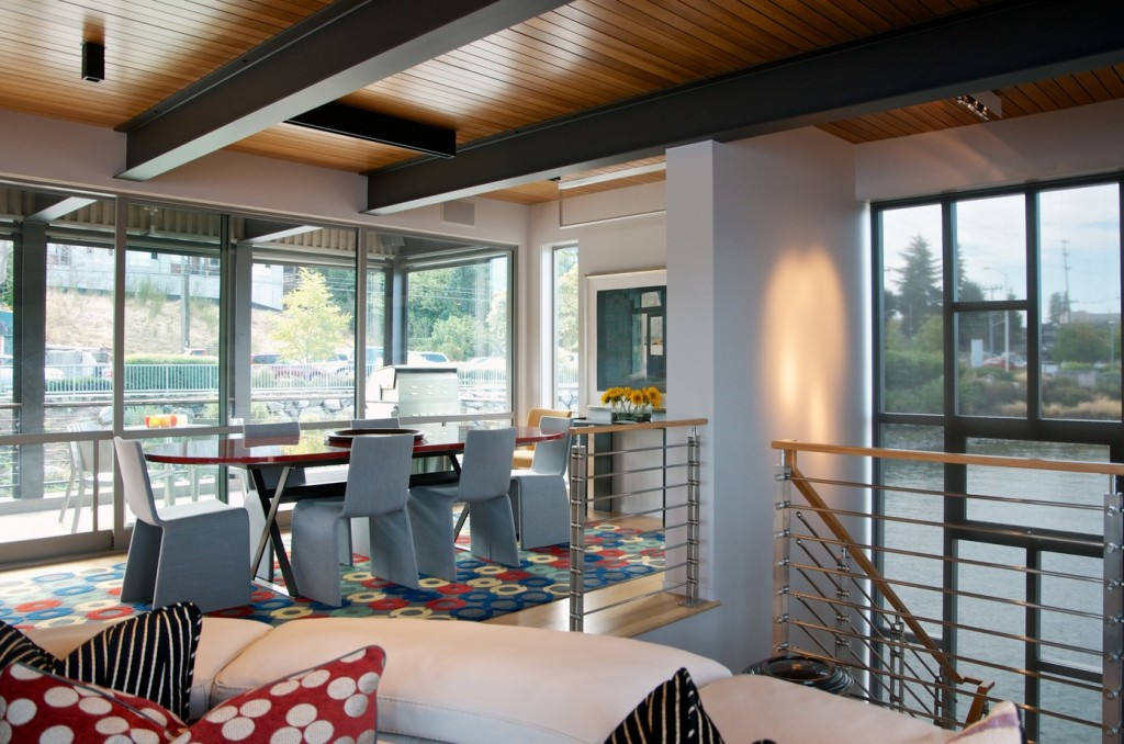Kristine Donovick Seattle Floating Home