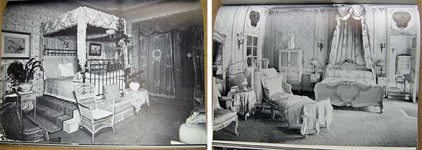 new york bedrooms late 19th century
