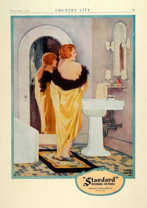 1923 bathroom