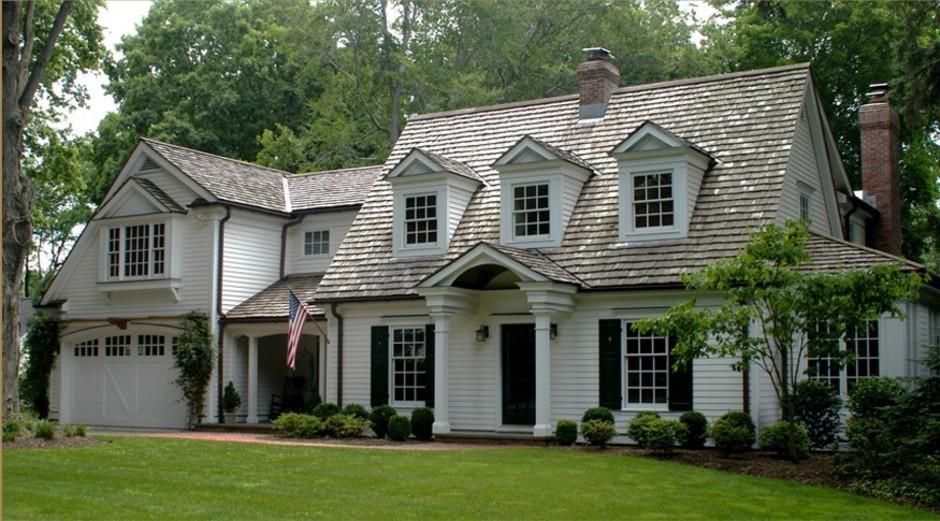 Vintage Cape Cod House Plans Design
