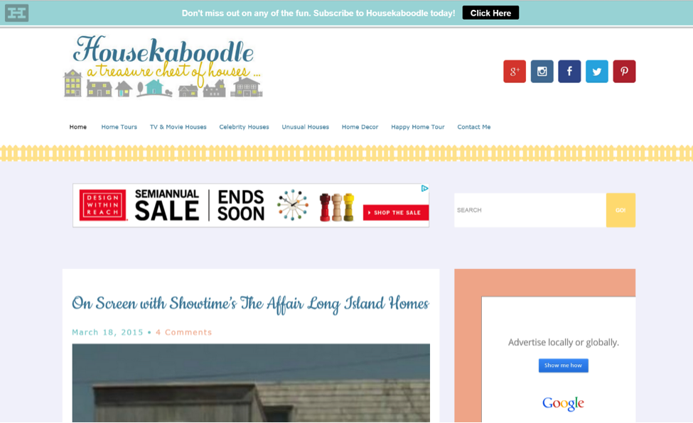 Blogs for Old House Lovers - Housekaboodle