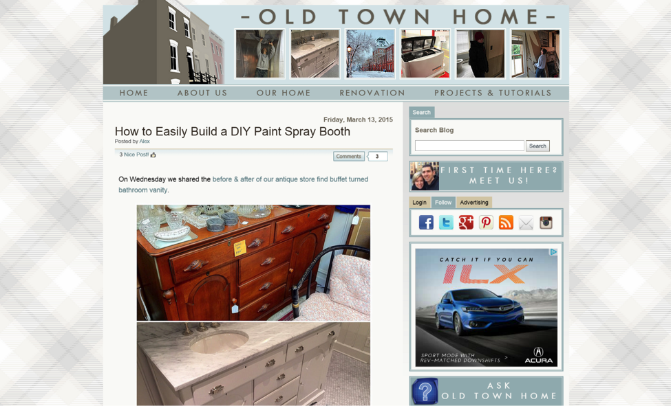 Blogs for Old House Lovers - Old Town Home