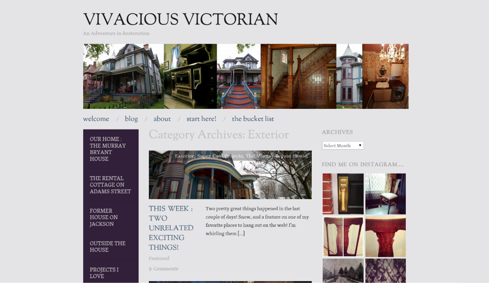 Blogs for Old House Lovers - Vivacious Victorian