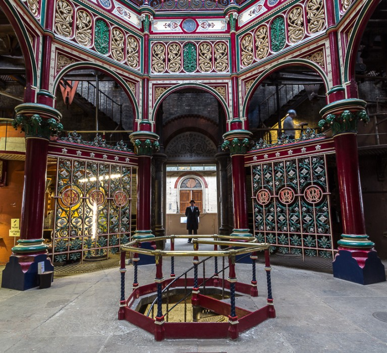 crossness pumping station london