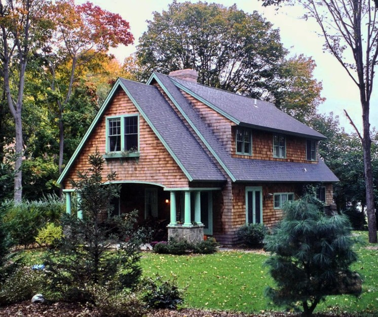 Erica Broberg Architect Porch Cape Cod Style