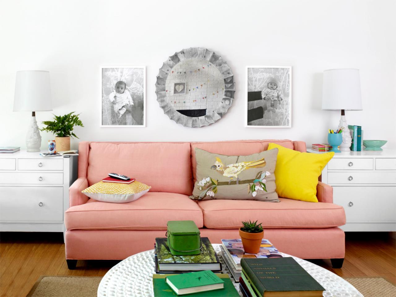 HGTV - pastels