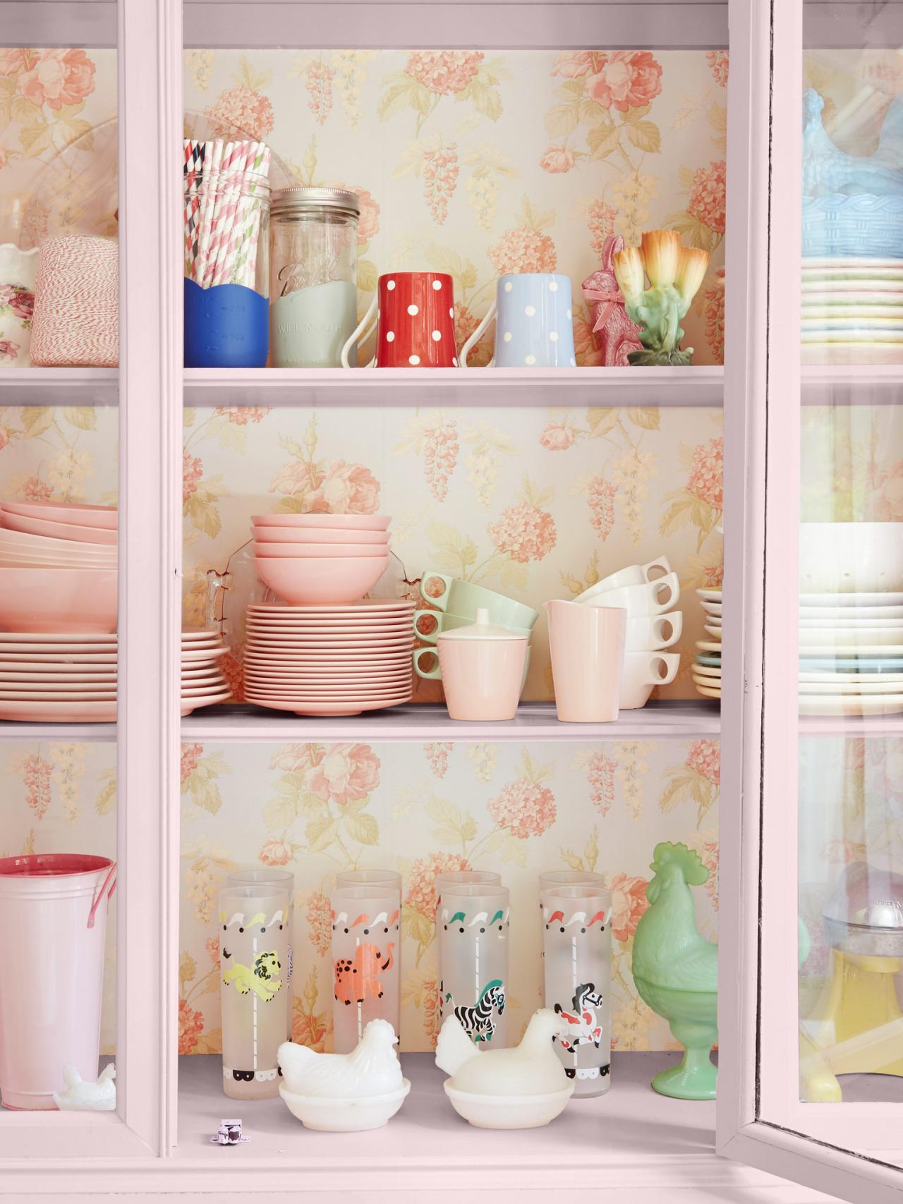 HGTV - wallpaper hutch