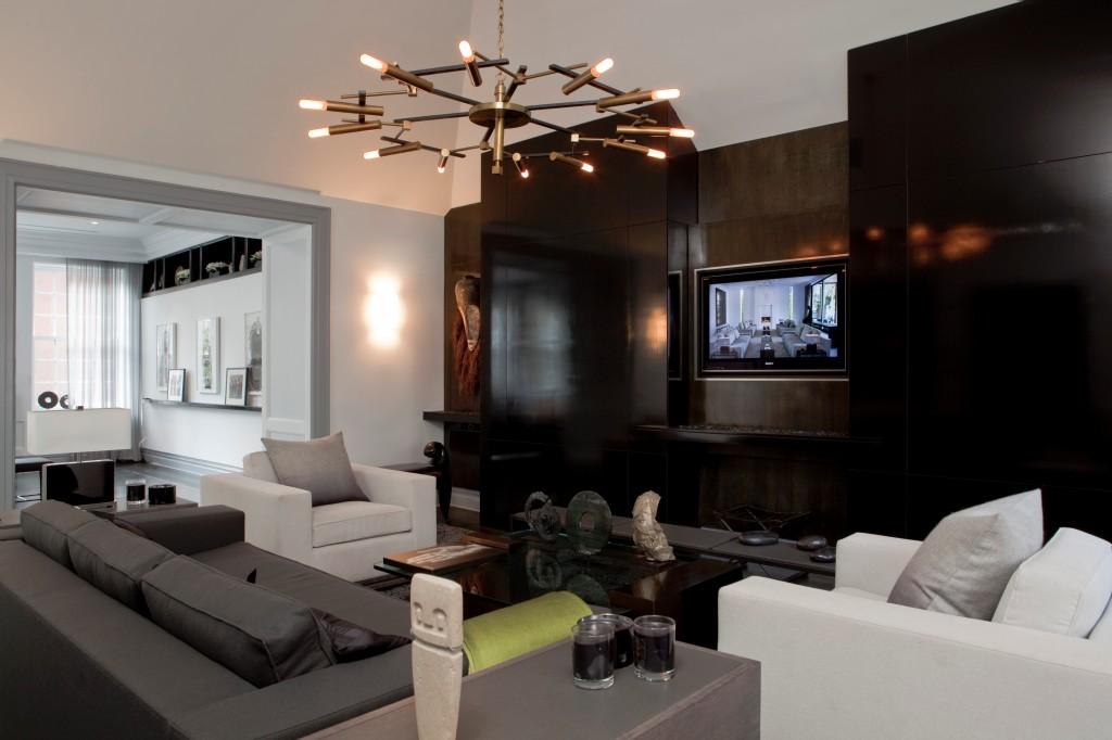 Jennifer Post Design - living room