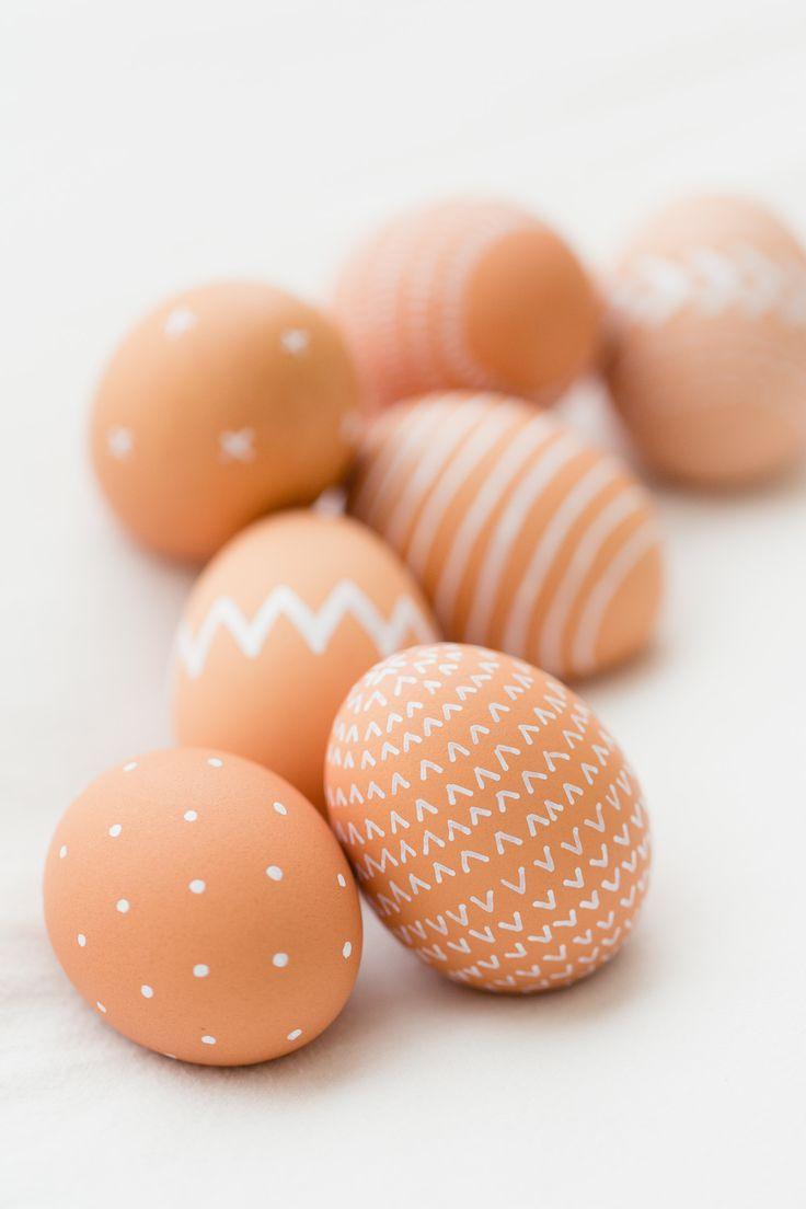 Kaley Ann - Painted Brown Eggs