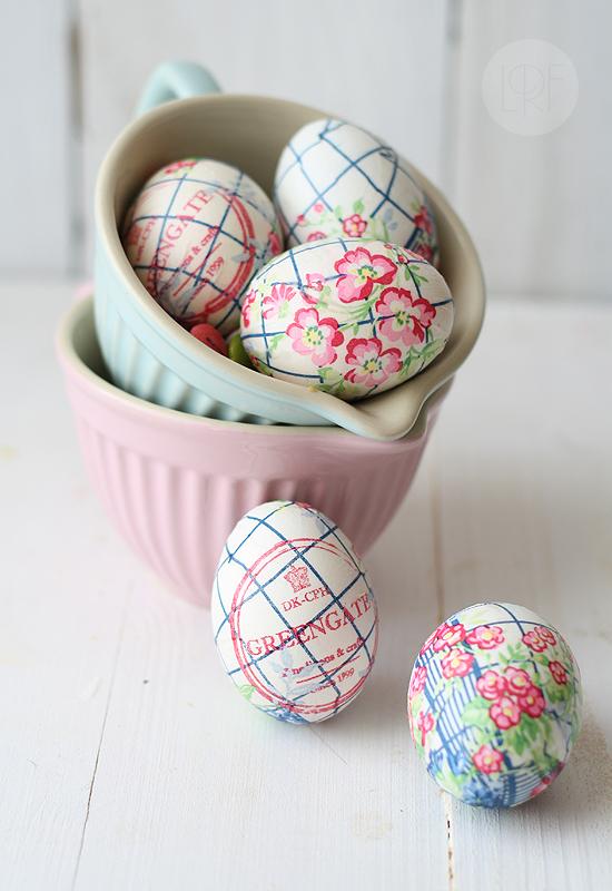 La Receta de la Felicidad - easter eggs