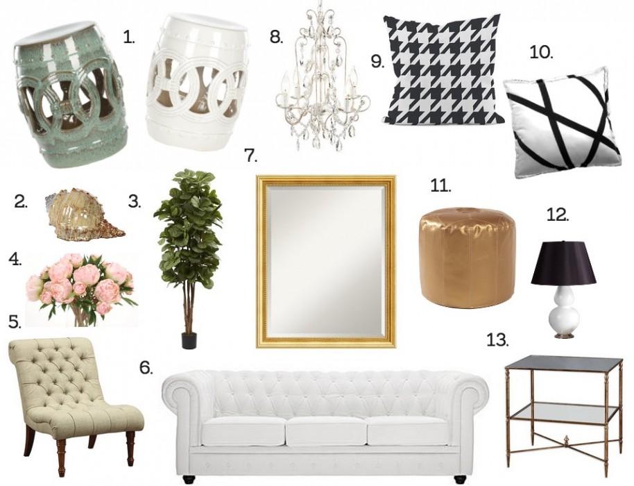 Shop The Look: Lauren Conrad\'s Beverly Hills Penthouse