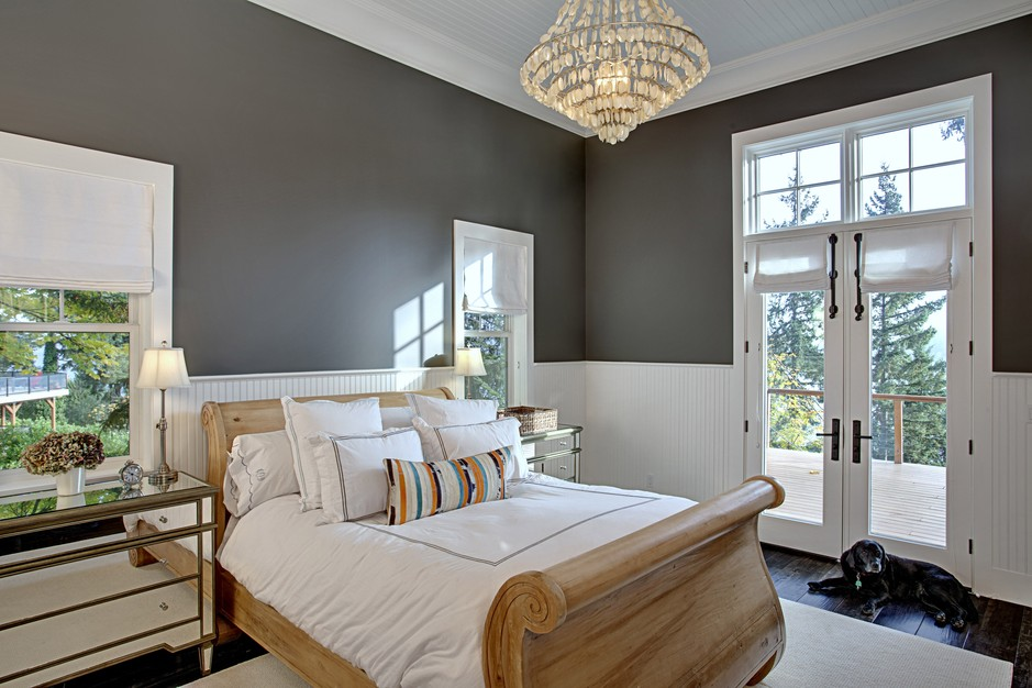 grey paint color for bedroom. lavallee construction titanium painted bedroom color · grey paint for i