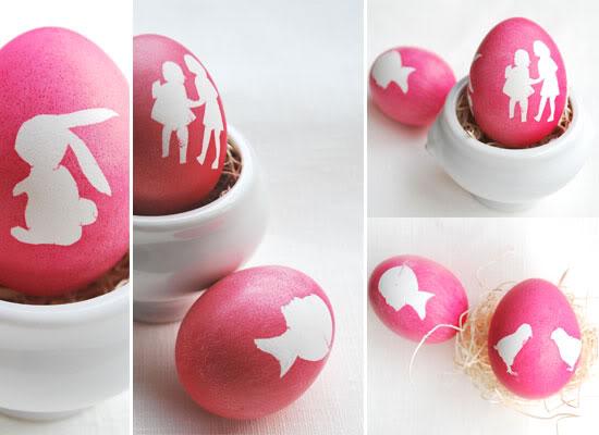 Le Papier Studio - easter eggs
