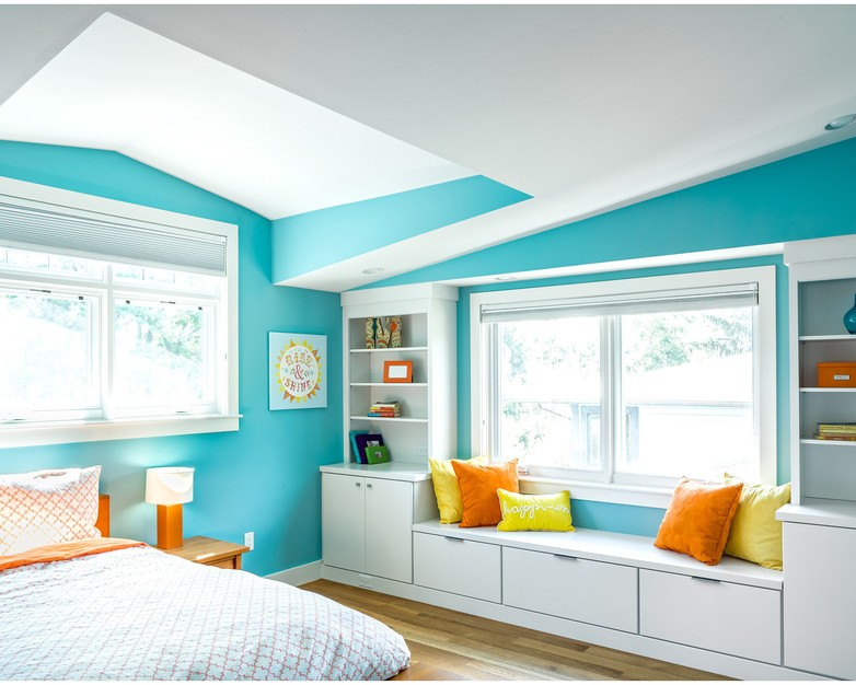 blue bedroom paint color melton design build - Blue Bedroom Paint Colors