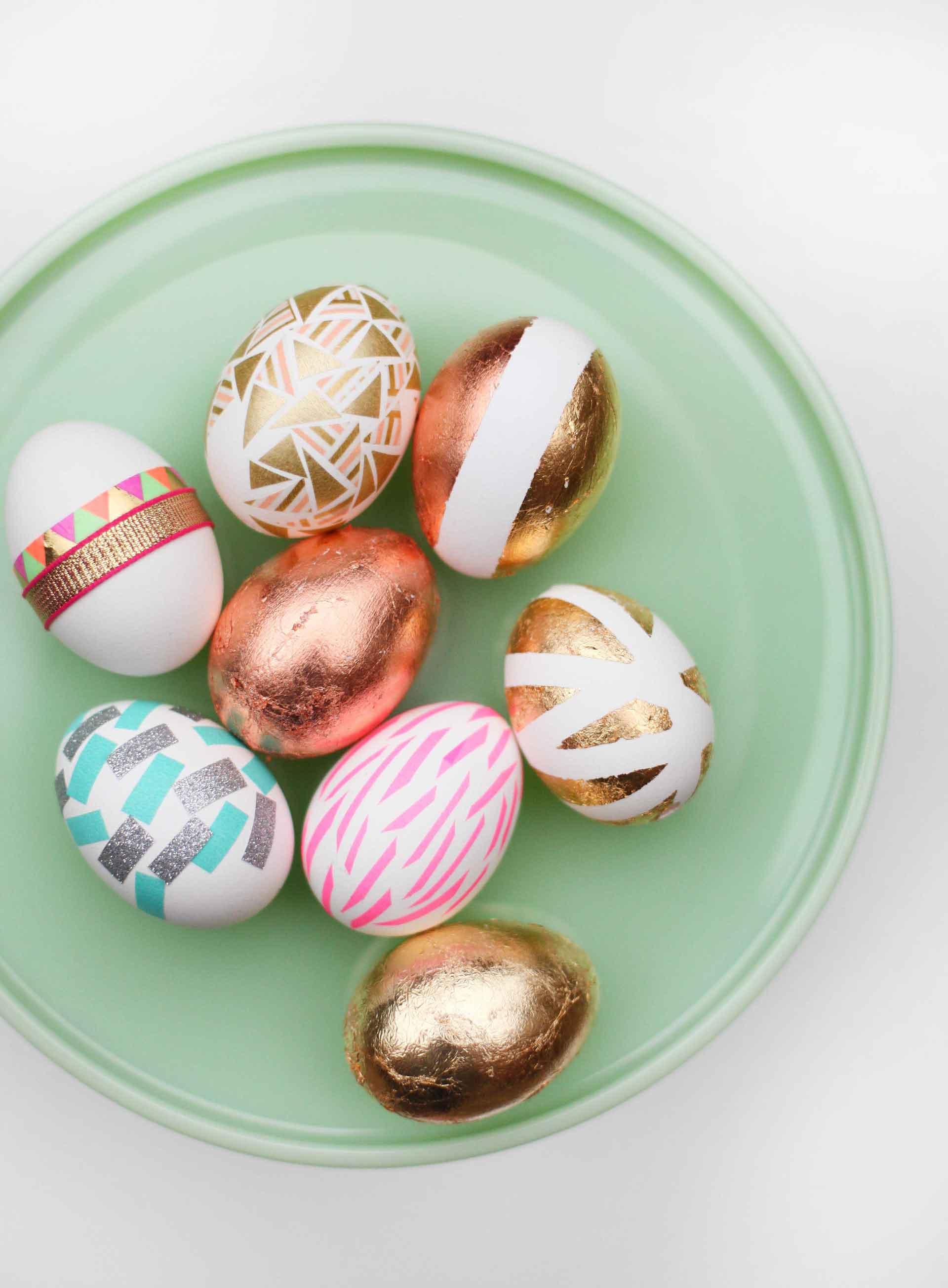 Miss Renaissance - easter eggs