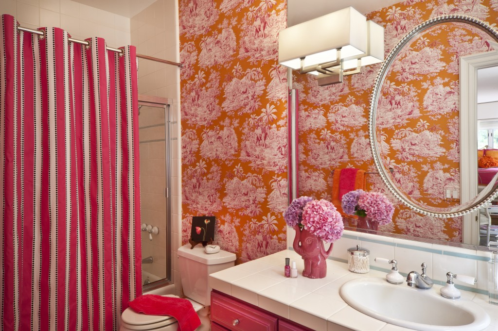 Interiors Young Girls Bathroom Interior Design