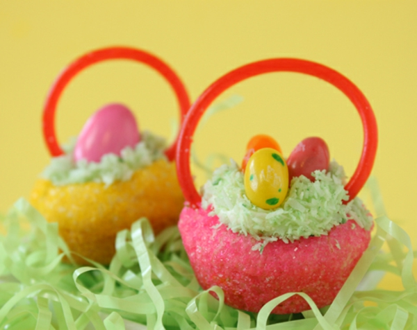 Sweet And Crunchy Nut Blog Easter baskets