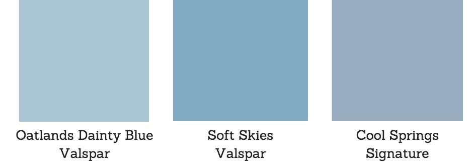 Pantone Dusk Blue Room Paint Colors