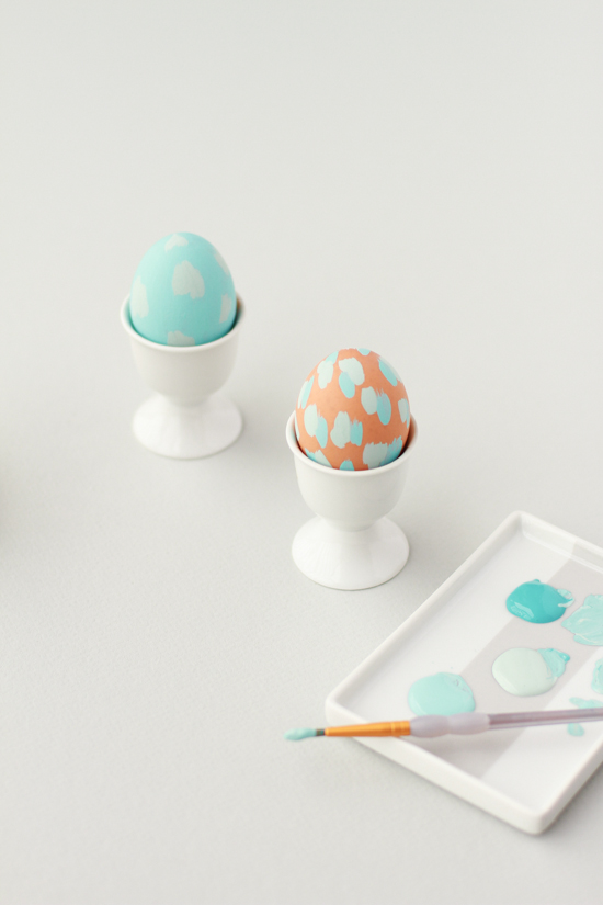 Paper & Stitch - easter eggs