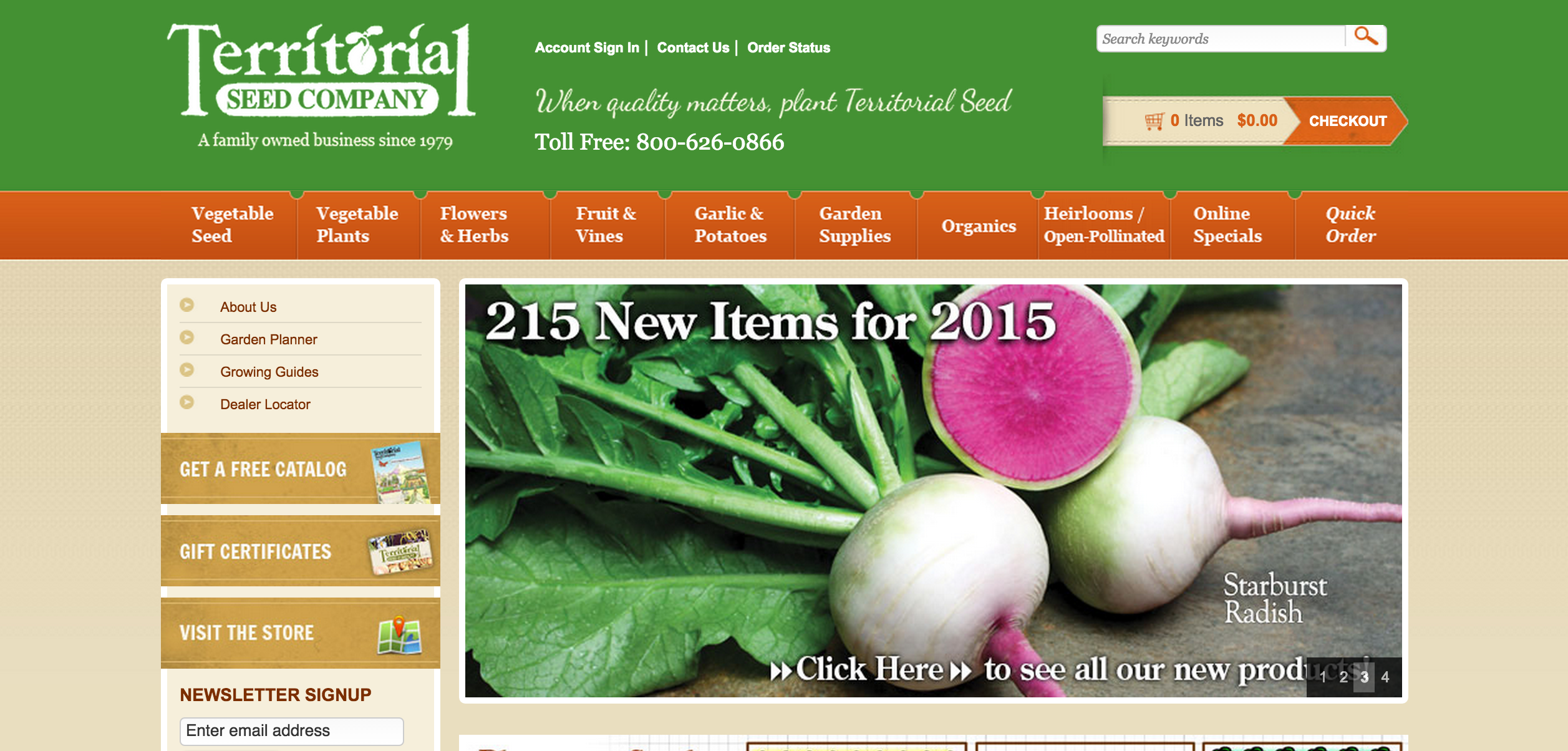 The 6 Best Places to Buy Garden Seeds Online