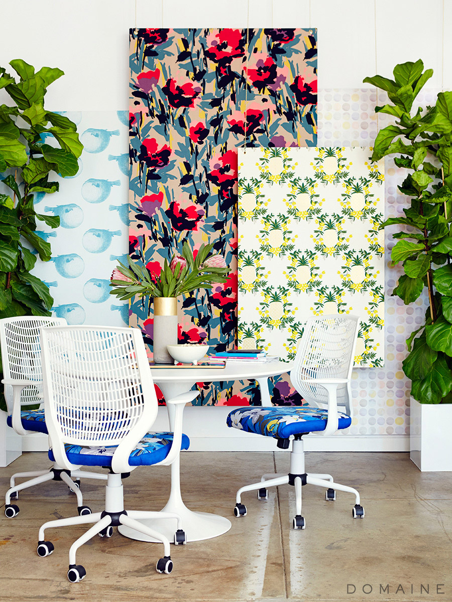 Style by Emily Henderson - wallpaper