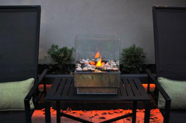 The Art of Doing Stuff - DIY mini fire pit