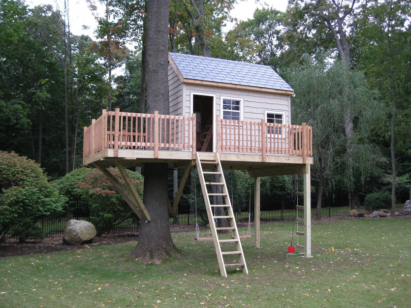 19 Amazing Treehouses That Aren 39 T Just For Kids Porch Advice