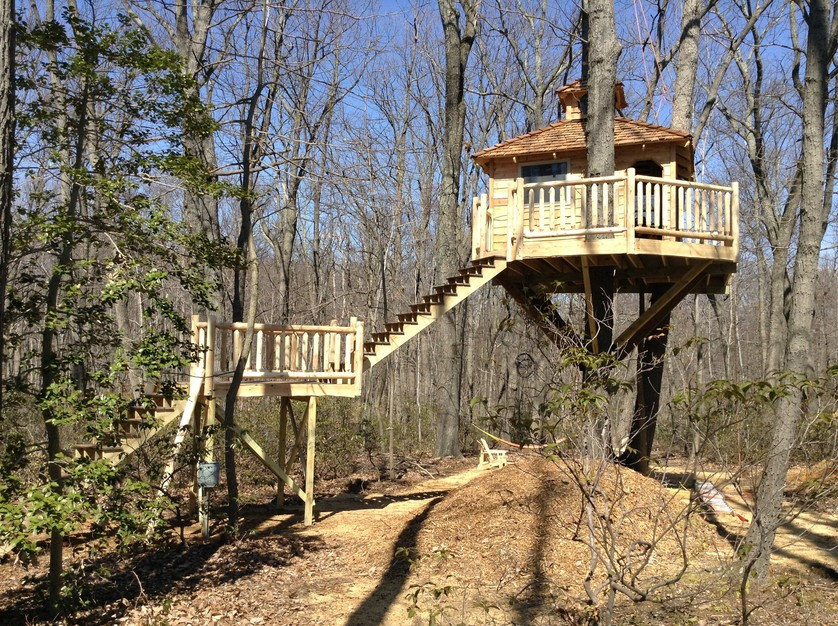 Amazing Treehouses That Aren T Just For Kids Porch Advice