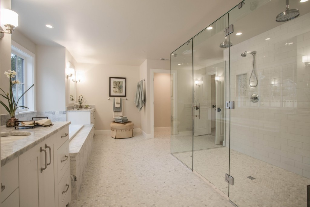 calista interiors modern bathroom
