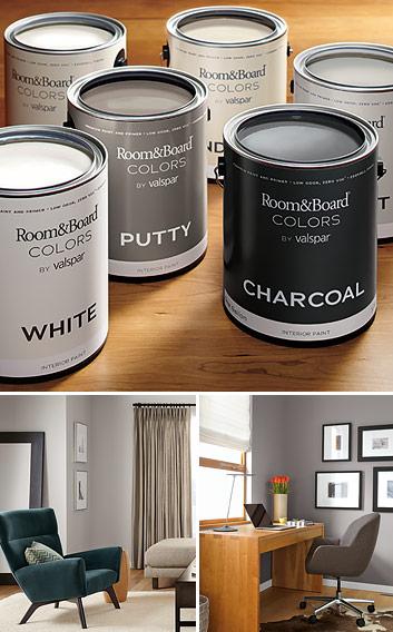 Room Board Valspar Paints