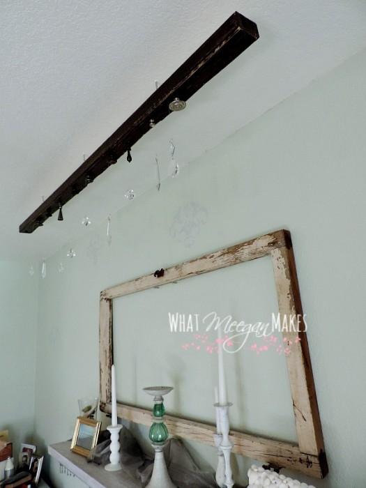 what meegan makes, porch bloggers, diy rustic chandelier, diy hardware, Porch, Porch.com