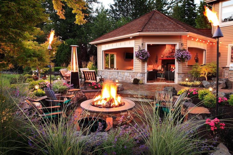 Alderwood Landscaping - oasis