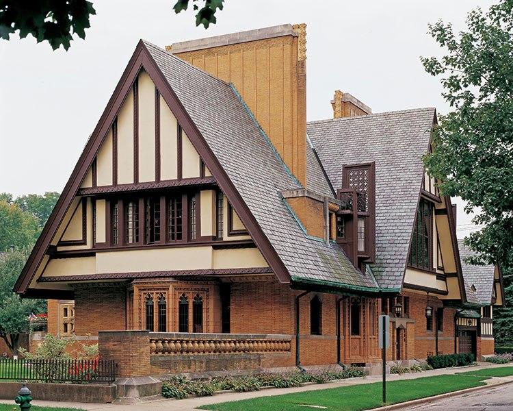 Arch Digest - Porch
