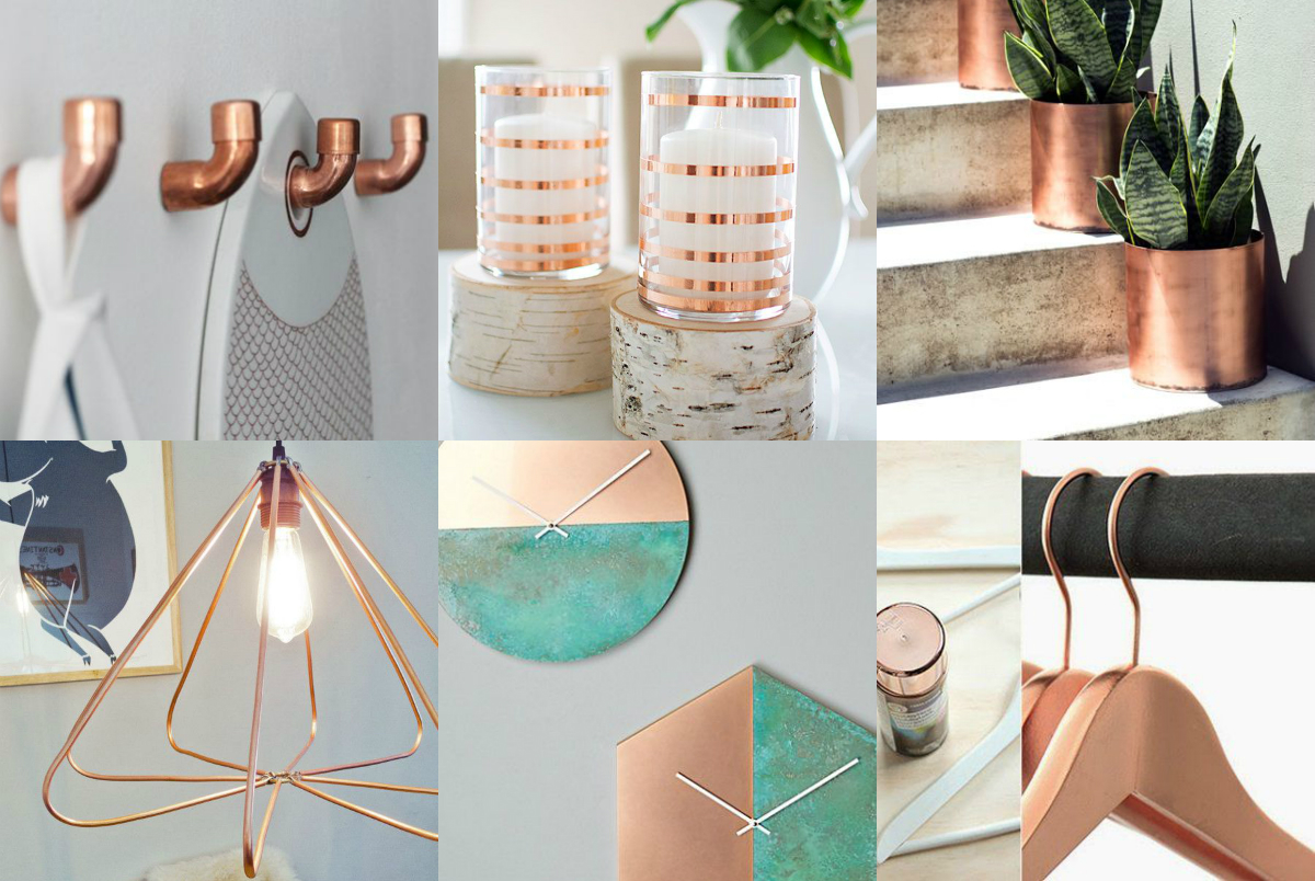 Our Favorite Pins Of The Week Copper Diy Projects