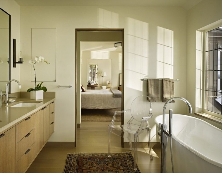 DeForest Architects - bathroom boot camp