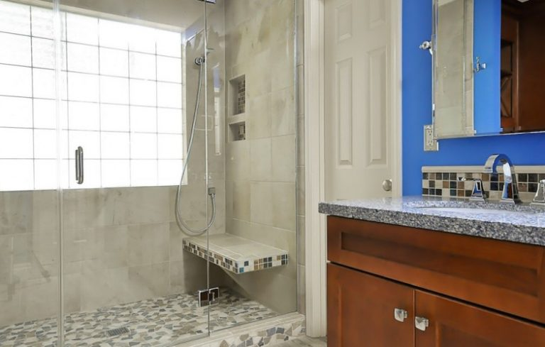 Before and After: A Bright Master Bath Renovation - Porch Advice