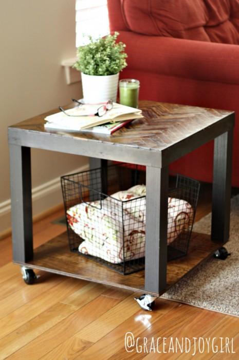 11 stylish ways to hack the ikea lack table porch advice