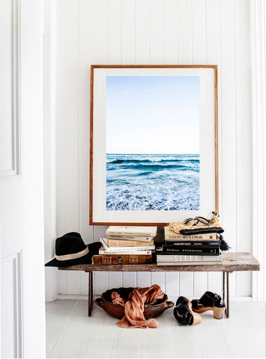 Kara Rosenlund via SF Girl by Bay oversized wall art