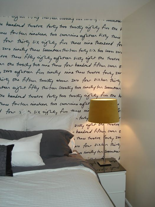 our favorite pins of the week: temporary wall coverings (for when