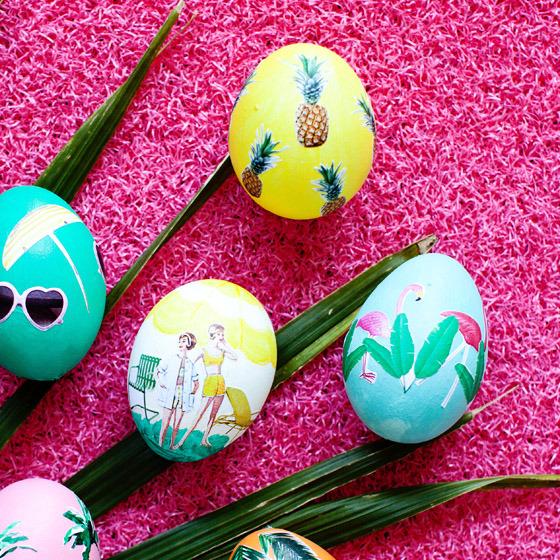 Melodrama - tropical eggs