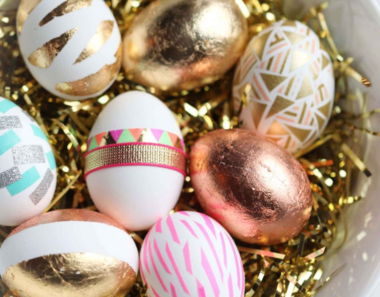 Miss Renaissance easter eggs