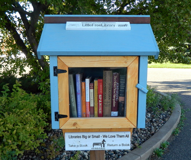 Ultimate Book Recycling With Little Free Library - Porch Advice