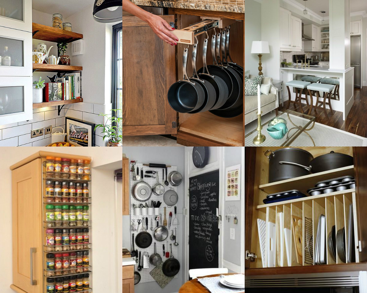 Our Favorite Pins Of The Week Small Kitchen Hacks Porch Advice
