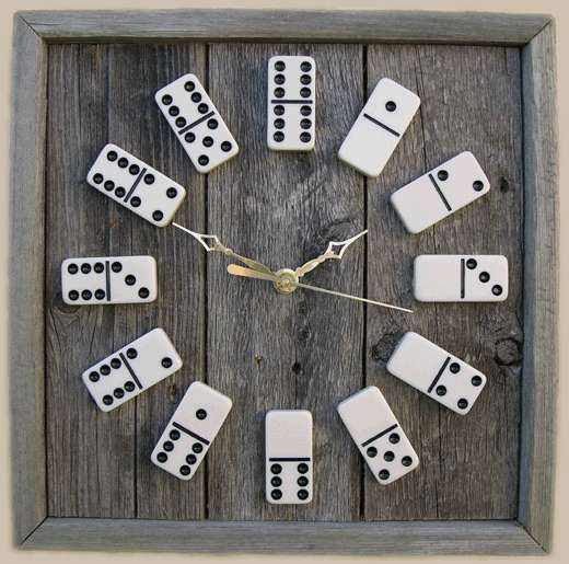 Trend Hunter domino game clock