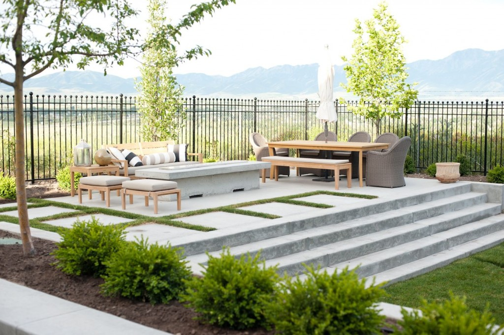 these stunning patios will make you forget youre outside porch