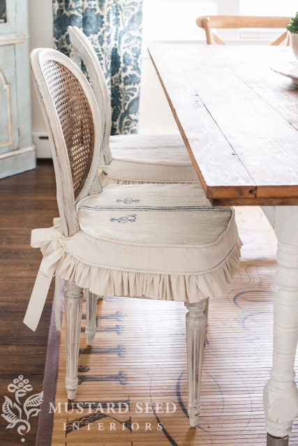 Master the Art of Upholstery 12 Furniture DIYs From  : Mustard Seed Interiors Porch diy upholstery from porch.com size 427 x 640 jpeg 135kB