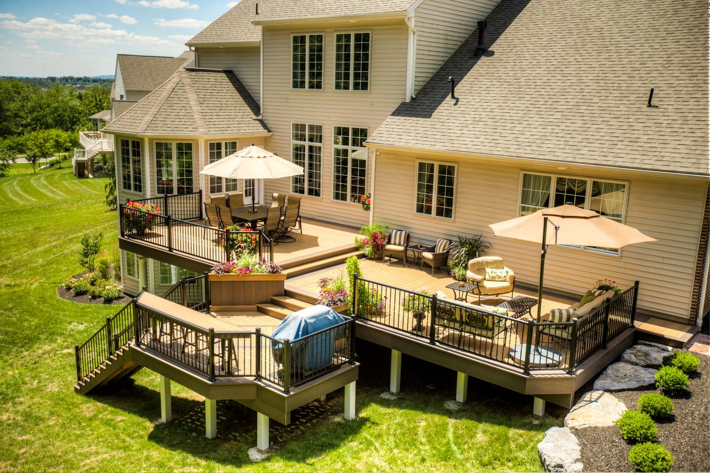 4 Ways To Maximize Your Deck Porch Advice