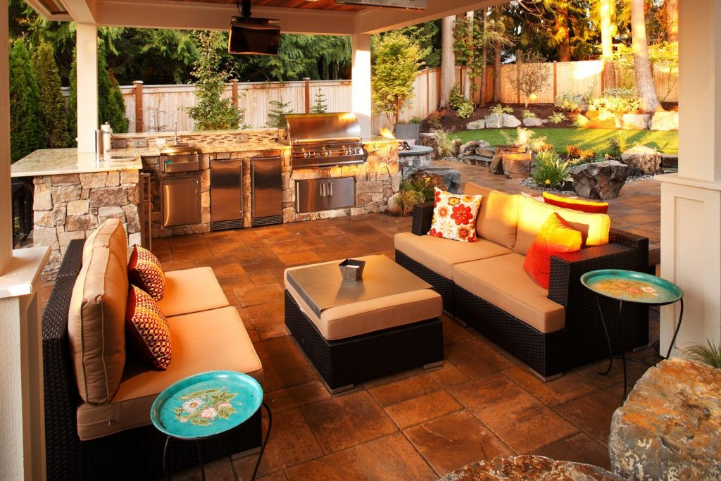 Alderwood Landscaping Issaquah Outdoor