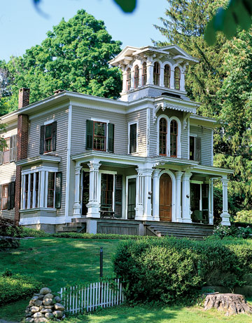 Whats That House A Guide to Victorian Homes Porch Advice